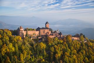 Possibilities of visits in English - Tristan Vuano - A vue de coucou - Haut-Koenigsbourg castle, Alsace, France